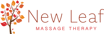 Logo, New Leaf Massage Therapy